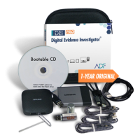 ADF Digital Evidence Investigator® PRO Kit with 1 Year Subscription