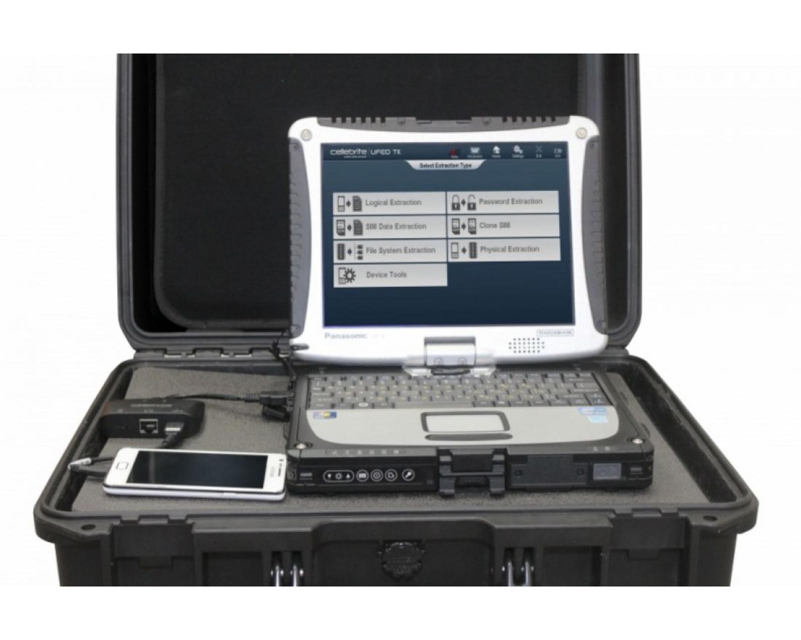 UFED Analytics Desktop, AF-UAD, digital forensics, software