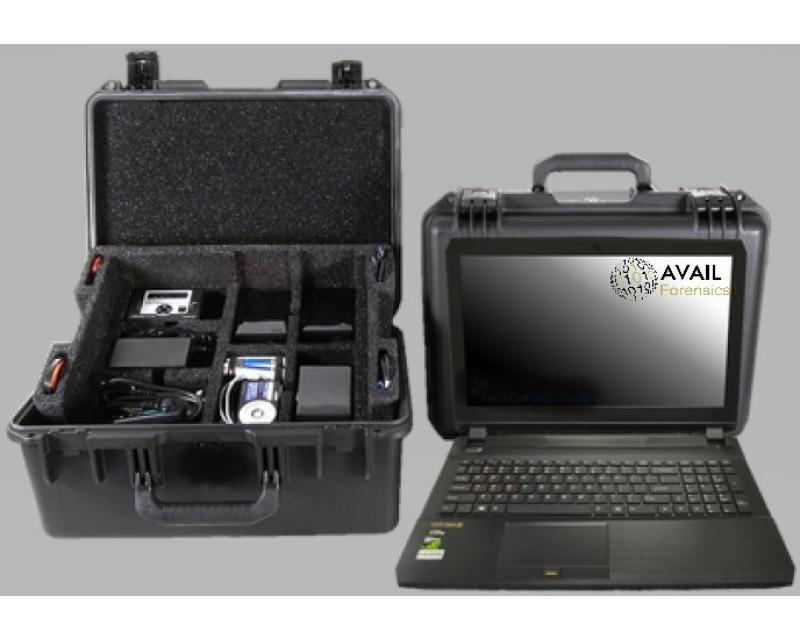 DAVE FT250 Digital Forensics Field Triage Kit (CRU)