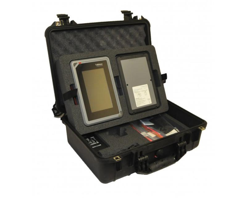 Tableau TX1 Pro Forensic Imaging Kit - w/ Pelican Case and Adaptors/Cables